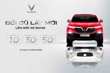 Vinfast: Đổi cũ lấy mới - Lên đời xe sang